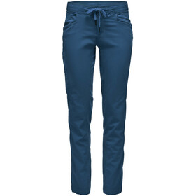 Black Diamond Credo Pants Dame ink blue